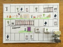 how to make a minecraft board game u2022 cuddle fairy