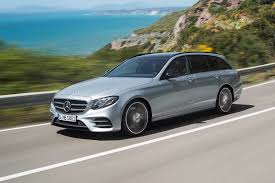 vast new 2016 mercedes benz e class estate unveiled by car magazine