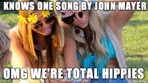 Hippie Woman Meme - fake hippie chicks meme on imgur