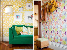Temporary Wallpaper For Apartments 17 Decorating Tips To Make Your Rental Space Feel Like Home