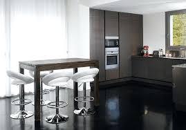 cuisine barbapapa ensemble table haute et chaise table en bois de cuisine avec
