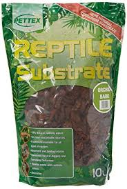 orchid bark pettex reptile substrate orchid bark 10 litre co uk pet