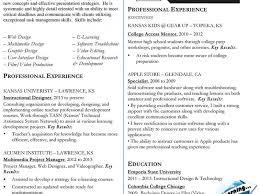 resume sample apple retail store eliolera com