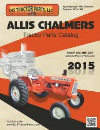 allis chalmers catalog 2015 djs tractor parts by shawn collin