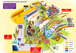 Klia Airport Floor Plan How To Go To Genting Highlands Malaysia Lcct Relevant Malaysia