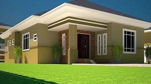4 Bed House Plans House Plan 4 Bed Rooms Self Contained