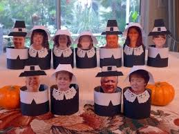 thanksgiving craft pilgrim napkin rings comments thanksgiving
