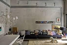 modern black and white loft interior design u2013 plushemisphere