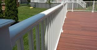 deck railing titan pro rail rdi
