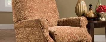 providence patterned recliner ogle furniture