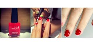 the 7 day long lasting manicure