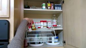 kitchen pull down spice rack spice racks for walls spice