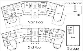 mansion floorplans mansion blueprints ideas free home designs photos