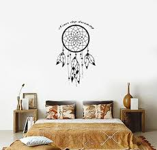 wall decal dream catcher dreamcatcher from wallstickers4you wall decal dream catcher dreamcatcher talisman quote never stop dreaming z2783