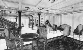 last tea of the titanic u0027 a taste of what dining was like on the
