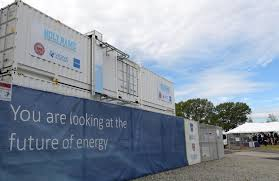 holy name unveils storage system to complement wind turbine in