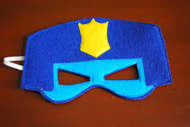 Rescue Bots Halloween Costume Simply Mangerchine Chase Rescue Bots Felt Mask