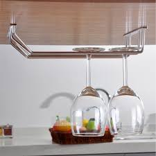 kitchen wine glass shelves stemware rack wine glasses rack