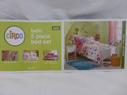 Circo Girls Bedding by Pc Circo Peace Collection Twin Comforter Sham U0026 Sheet