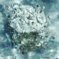 Skyrim Quality World Map by Steam Community Guide Full Discovered Maps Of Skyrim