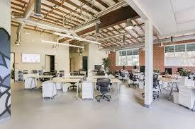 Open Floor Plan Office by Connectivity U0027s Cool Los Angeles Office Officelovin U0027