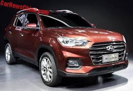 suv hyundai ix35 hyundai launches the ix35 compact suv on the shanghai auto