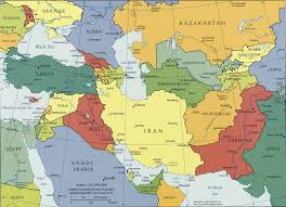 middle east map with countries map of middle eastern countries middle east map editable