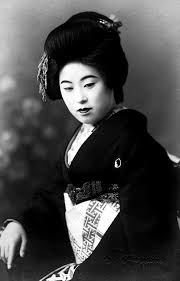 shimada hairstyle the lovely traditional hairdo of japanese women