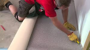 Bunnings Laminate Flooring How To Lay Vinyl Flooring Diy At Bunnings Youtube