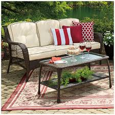 Wilson And Fisher Wicker Patio Furniture Wilson Fisher Patio Furniture Parts Home Outdoor Decoration