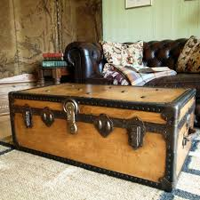 Decorative Trunks For Coffee Tables Wooden Trunks For Sale Tags Steamer Trunk Coffee Table Michael