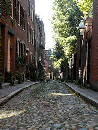 acorn street l globe beacon hill boston wikiwand