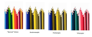 Deuteranopia Color Blindness Colorblindness It U0027s Not All Black And White Athens Science Observer