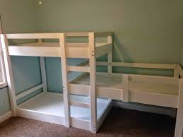 Plans For Bunk Beds Twin Over Full by Bunk Beds Diy Bunk Bed Designs Stairway Bunk Bed Plans Unusual