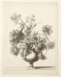 Flowers In Vases Pictures Album Of 17 Engraved Plates Of Bouquets Of Flowers In Vases