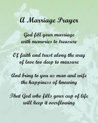 marriage prayers for couples couples poems