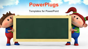 free download template powerpoint 2007 education chalkboard