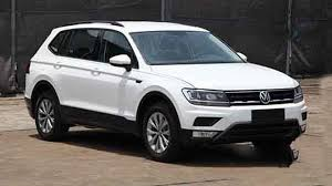 volkswagen tiguan 2017 price 2017 volkswagen tiguan xl 7 seater suv spied youtube