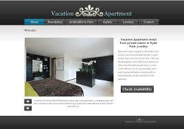 free vacation rental template 18 website templates phpjabbers