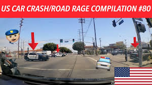 us only american car crash road rage compilation 80 youtube