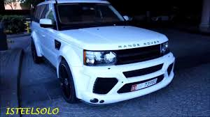 range rover sport modified range rover sport 2012 mansory supercharged youtube