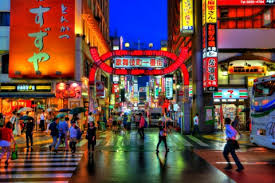 japan red light district tokyo shinjuku tokyo japan goldtour japan jp