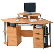 Wooden Corner Computer Desks For Home Creative Of Corner Computer Desk Wood Corner Computer Desk 1404