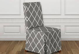 Sure Fit Dining Chair Slipcover Outstanding Sure Fit Category Inside Sure Fit Dining Room Chair