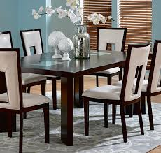 Dining Room Sets With Leaf Steve Silver Delano 7 Piece Dining Room Set W Leaf Beyond Stores