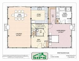 classic 6 floor plan luxury cabin floor plans with loft house building inexpensive