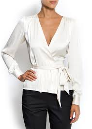 white wrap blouse s white wrap blouse wrap blouse wraps and