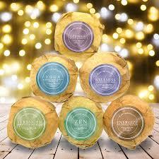 amazon com artnaturals bath bombs gift set ultra lush essential