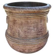 ravenna pottery 24 in clay lago planter rtx 007 c the home depot