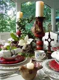 themed tablescapes a birding and nature themed table setting